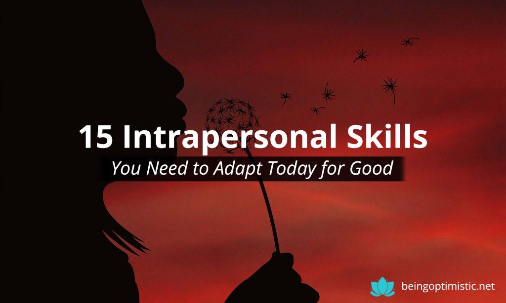Intrapersonal-Skills