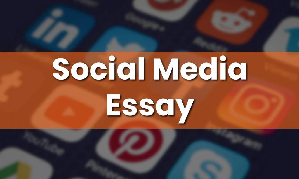 social-media-essay